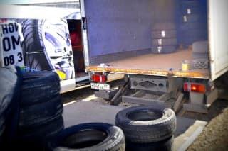 Сезонное хранение шин для организаций