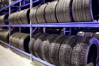 хранение колес и шин