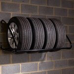 Как и где хранить шины: правильная организация