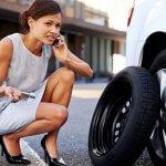 Женщина за рулем: что делать во время поломки авто?