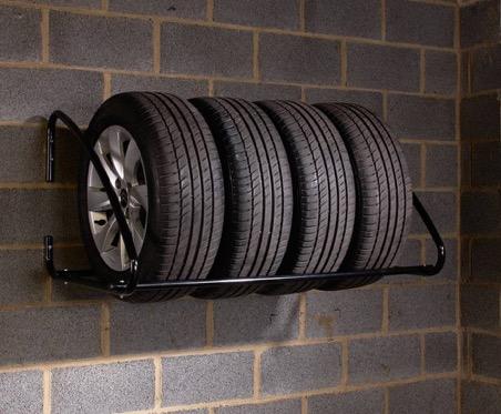 Правильное хранение шин - залог длительной и качественной эксплуатации