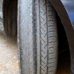 Как правильно определить уровень износа шин