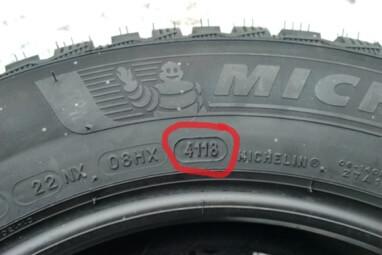Дата производства имеет 4-значный код