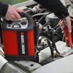 Подзарядка аккумулятора и прикуривание машины в Москве
