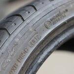 Треснула шина  – какие причины?