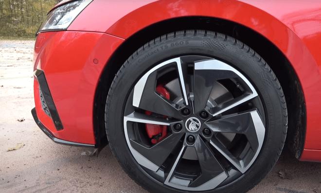 Плюсы низопрофильных шин - это отличная управляемость